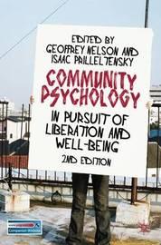 Community Psychology image