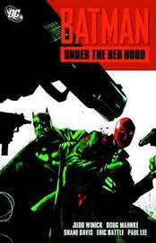 Batman Under The Red Hood TP by Jeph Loeb