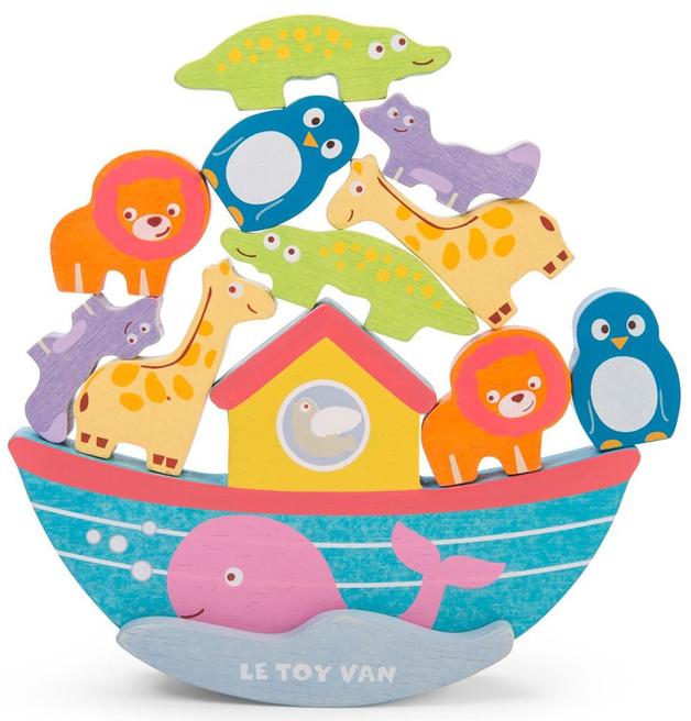 Le Toy Van: Petilou - Noahs Balancing Ark