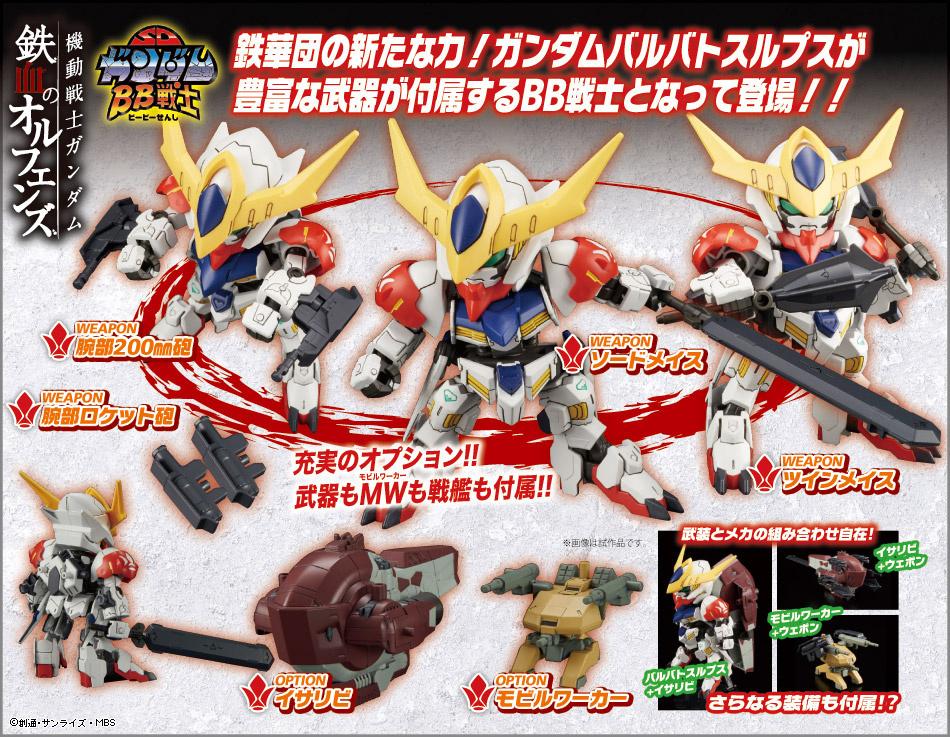 Image result for Gundam Barbatos Lupus DX box