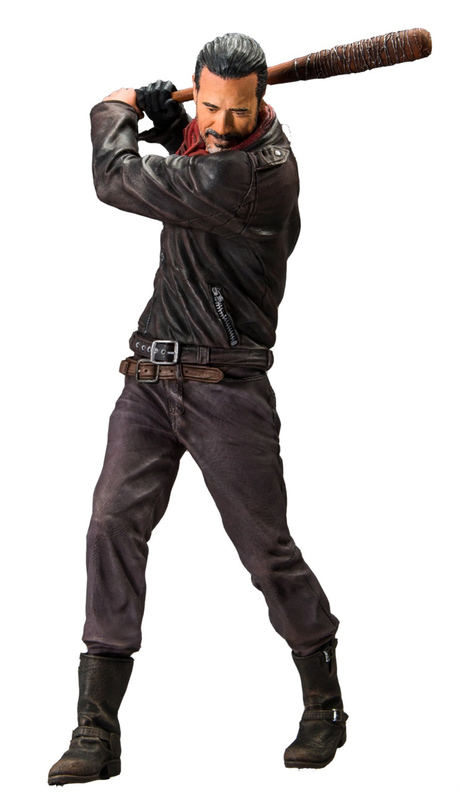"The Walking Dead: 10"" Negan Deluxe Figure"