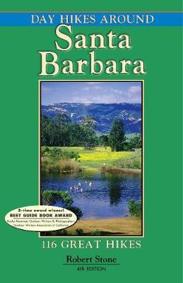 Day Hikes Around Santa Barbara by Robert Stone image