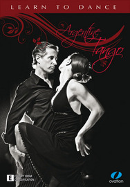 Learn To Dance - Argentine Tango on DVD