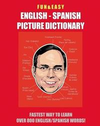 Fun & Easy! English - Spanish Picture Dictionary by Fandom Media