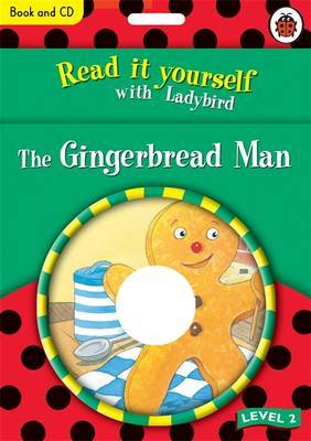 The Gingerbread Man by Ladybird