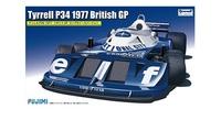 Fujimi: 1/20 Tyrell P34 (1977 British Grand Prix) - Model Kit