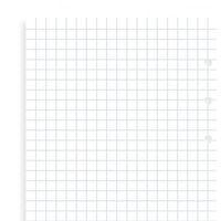 Filofax: Personal Undated Squares (Medium) - Paper Refill