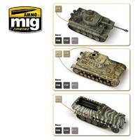 Ammo of Mig Jimenez Wargames Colours: Early & DAK German Set
