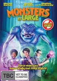 Monsters At Large on DVD