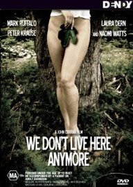 We Don't Live Here Anymore on DVD