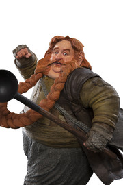 The Hobbit: Bombur The Dwarf - 1/6 Scale Replica Figure