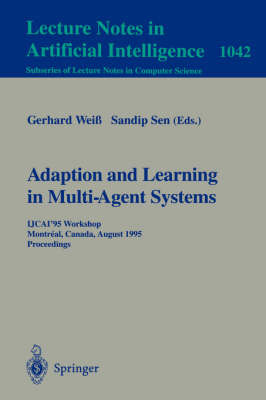 Adaptation and Learning in Multi-Agent Systems image
