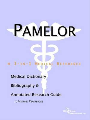 Pamelor - A Medical Dictionary, Bibliography, and Annotated Research Guide to Internet References by ICON Health Publications image