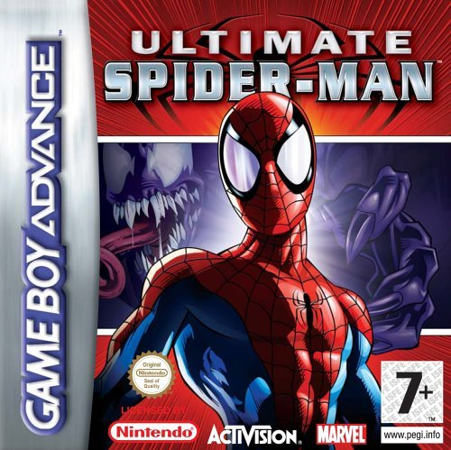 Ultimate Spider-Man for Game Boy Advance