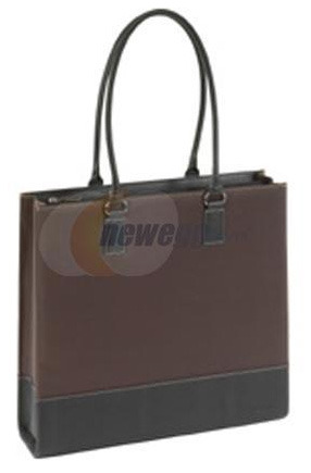 Targus Chocolate Tote Ladies Carry Case Up to 15.4