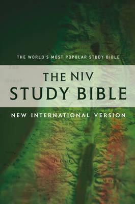 NIV Compact Study Bible by International Bible Society