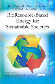 Bio Resource-Based Energy for Sustainable Societies image