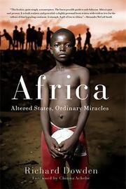 Africa by Richard Dowden image