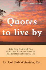 Quotes to Live by by Bob Weinstein image