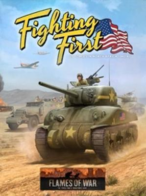 Flames of War: Fighting First - Army Book