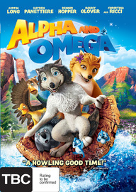 Alpha And Omega on DVD