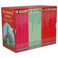 My Second Reading Library – 50 Book Box Set