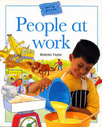 People at Work by Barbara Taylor