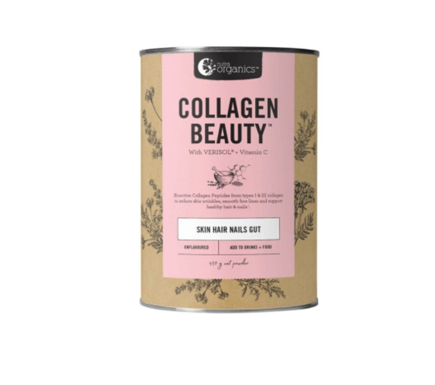 Nutra Organics Collagen Beauty with Verisol+C (450g)