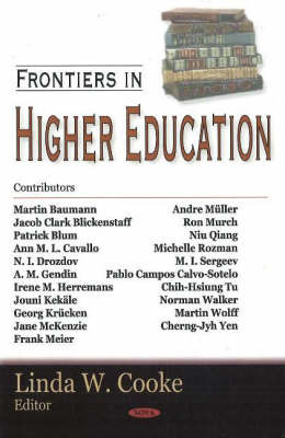 Frontiers in Higher Education image
