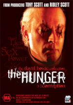 Hunger 3 : Corruption David Bowie on DVD