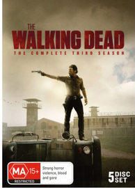 The Walking Dead - The Complete Third Season on DVD image