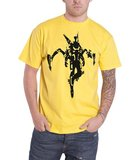 Marvel Ant Man Yellow Jacket T-Shirt (XX-Large)