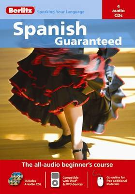 Spanish Berlitz Guaranteed image