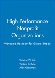 Innovative Nonprofit Management by Christine W. Letts image