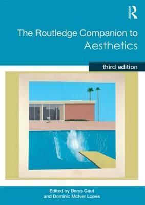 The Routledge Companion to Aesthetics image