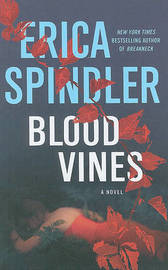 Blood Vines by Erica Spindler image