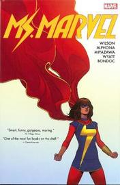 Ms. Marvel Omnibus Vol. 1 by G.Willow Wilson