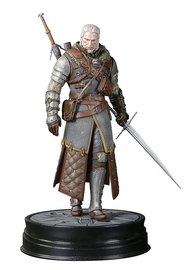 The Witcher 3: Wild Hunt - Geralt Grandmaster Ursine Figure