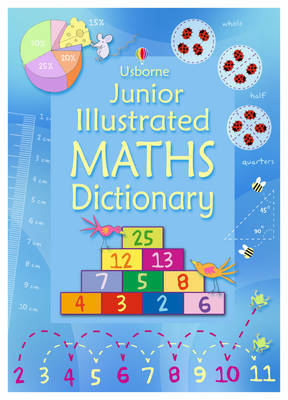 Junior Illustrated Maths Dictionary by Tori Large image