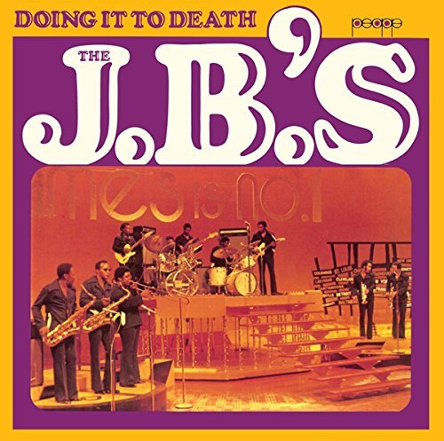 Doing It To Death [Limited Edition] (LP+Poster) by The JB's