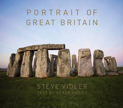 Portrait of Great Britain by Derek Davies