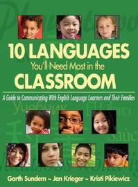 Ten Languages You'll Need Most in the Classroom by Garth Sundem