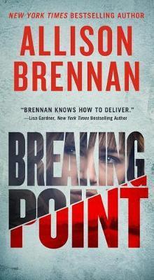 Breaking Point by Allison Brennan image