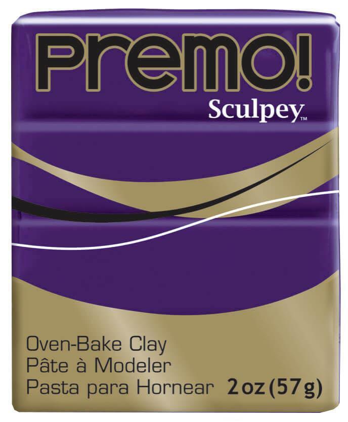 Sculpey Premo Purple (57g) image