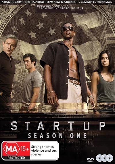 Startup: Season One on DVD image