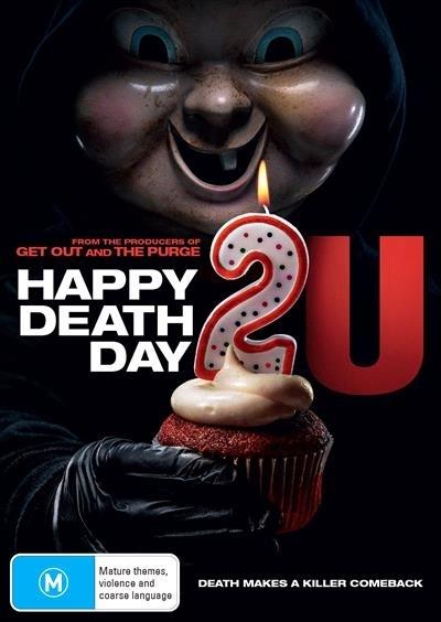 Happy Death Day 2U on DVD image