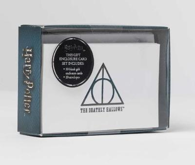 Harry Potter - Foil Gift Cards - Deathly Hallows (10 Pack)