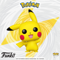 Pokemon - Pikachu (Waving) Pop! Vinyl Figure