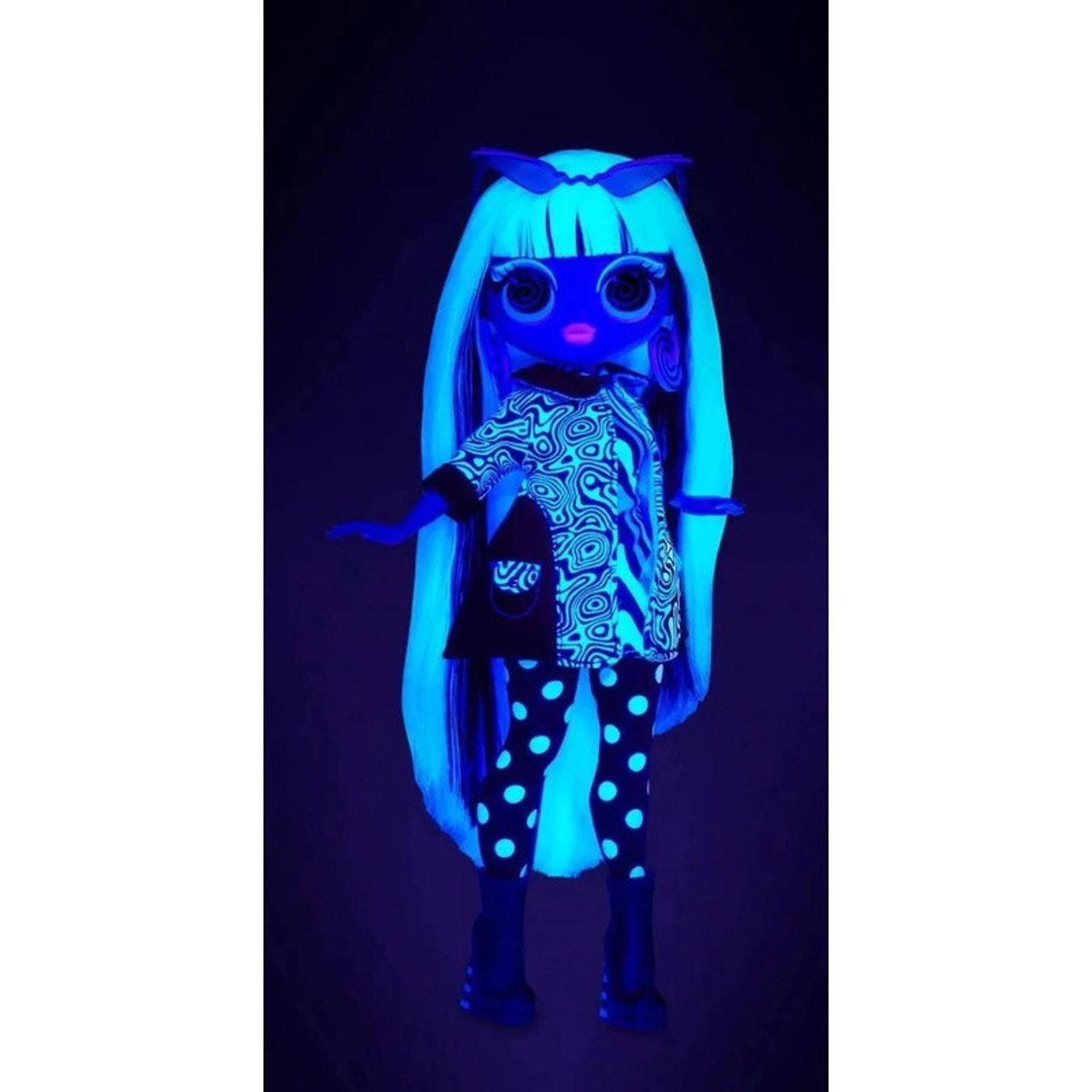 L.O.L. Surprise! O.M.G Lights Doll - Groovy Babe image