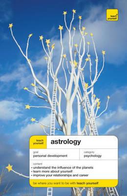 Teach Yourself Astrology by Lisa Tenzin Dolma image